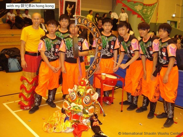 our hong branch unicorn dance team