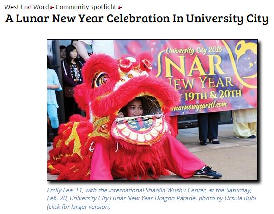 emily @ Lunar New Year Celebration