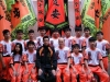 team photo 2015 with my lion dance coach