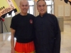 with tai chi instructor sam lin